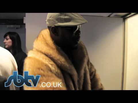 SBTV: MOBO Awards 2011 Behind the Scenes | UK Urban Music