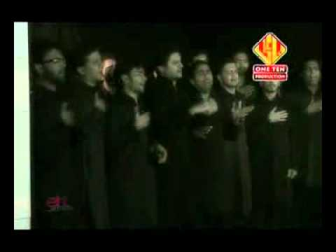 01 Shehzadi Aa Rahee Hai - Rizwan Zaidi Party Nohay 2011 video