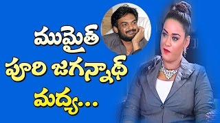 mumaith-khan-about-relationship-with-director-puri-jagannadh-special-interview-ntv