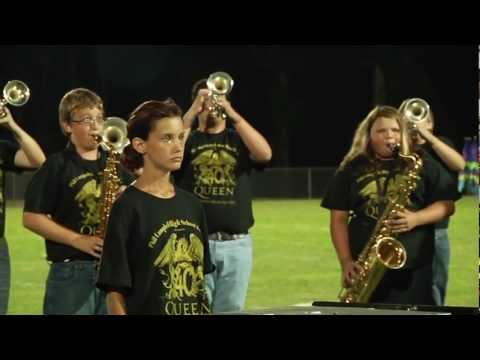 Phil Campbell High School Band - Moving Forward
