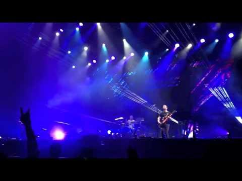 Muse – Abu Dhabi after race concert Du Arena 02/11/2013