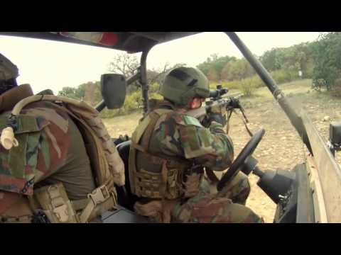 MARSOC conducts Advanced Sniper training
