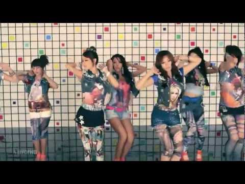 T-ara - Round and Round mirrored Dance ver.