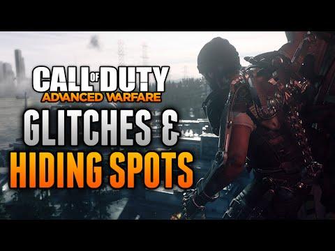 Call of Duty Advanced Warfare Glitches & Hiding Spots - COD AW Glitches & Hiding Spots (AW Glitches)