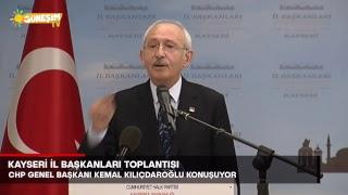 CHP Kemal Kılıçdaroğlu Kayseri Bugün 28 Nisan 2018 (Canlı Yayın)