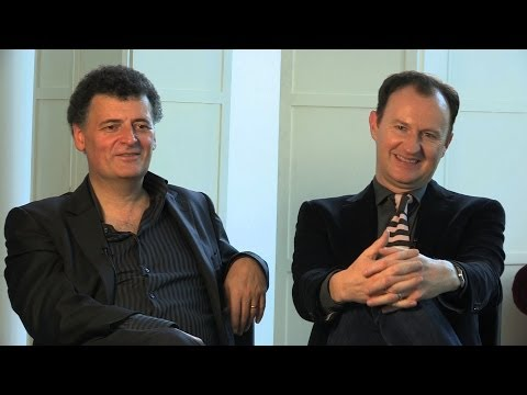 An interview with Steven Moffat and Mark Gatiss - Sherlock: Series 3 - BBC One