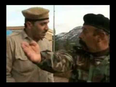 اضحك من كل قلبك مع جندي كردي وامر سريه / مهندكورك