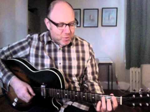 50 Low-Down Rhythm Licks - #1 Honky Tonk - Guitar Lesson - Adam Levy