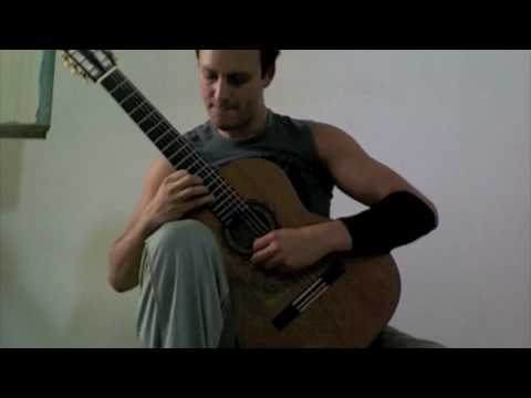 Tariq Harb: Beethoven's Violin Concerto transcribed for Guitar!