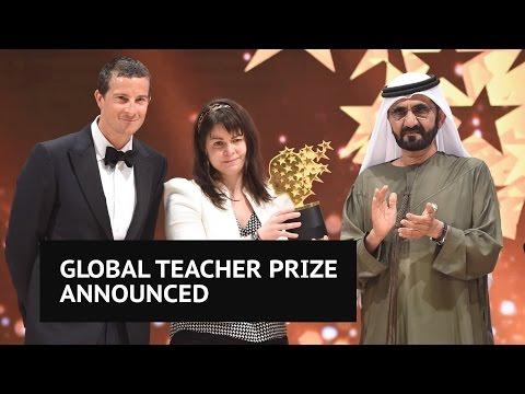 Canadian Teacher Maggie MacDonnell Wins $1m Global Teacher Prize