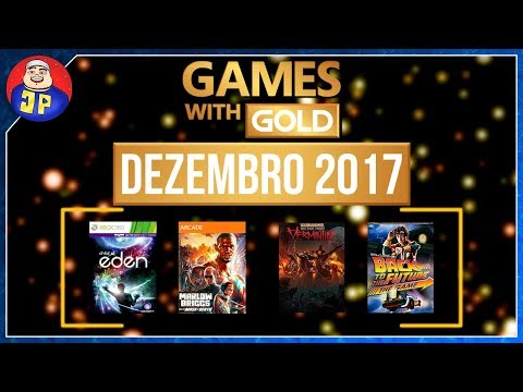 Jogos com Gold Dezembro 2017 (Games With Gold) (Xbox December 2017 Games With Gold)