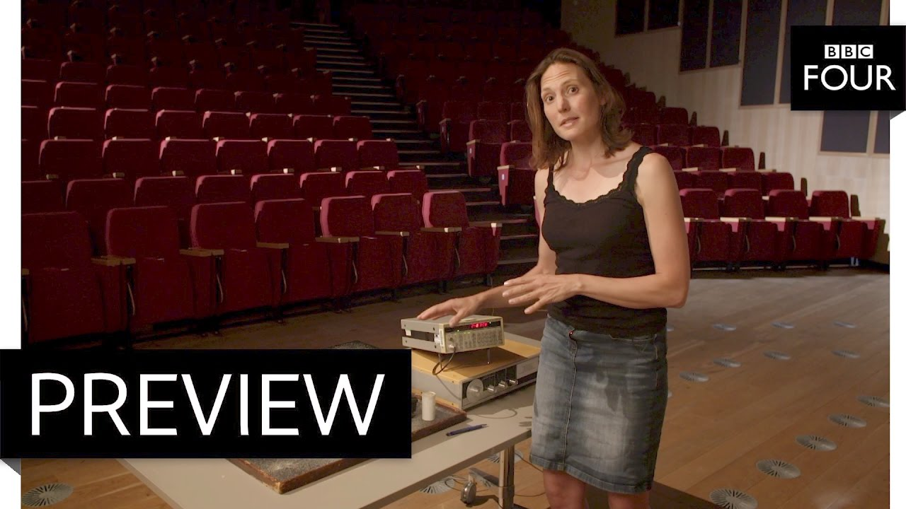 Chladni's plate experiment - Sound Waves: The Symphony of Physics - Episode 1 Preview - BBC Four