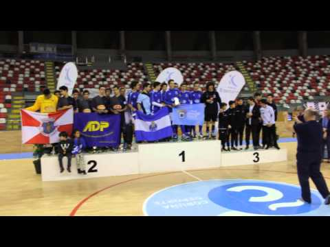 III Torneo Eixo Atlántico - Entrega de Prémios
