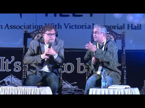 Rajdeep Sardesai & Derek O'Brien at Tata Steel Kolkata Literary Meet 2015 -- Part 3
