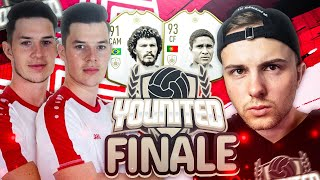 FIFA 19: YOUnited ICON FINALE vs GamerBrother 😱🔥