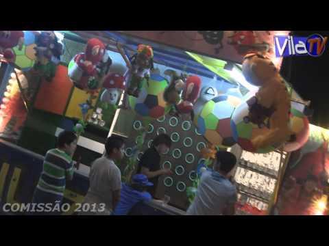 FESTAS DO POVO 2013 VILA CH� DE S�   COMISS�O 2013  08/08/2013
