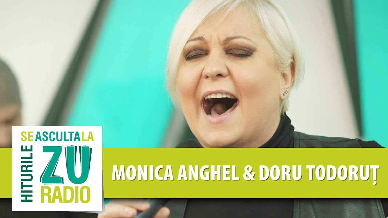 Monica Anghel si Doru Todorut - Dau viata mea (Live la Marea Unire ZU)