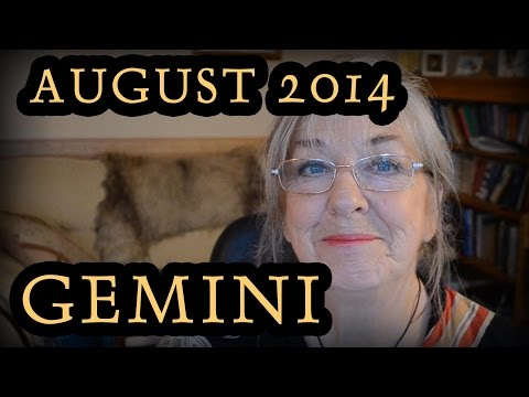 Gemini Horoscope For August 2014 video