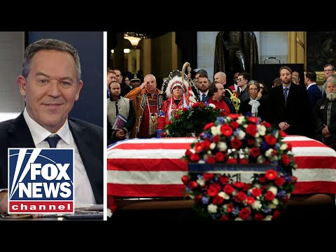 Gutfeld on the passing of George Herbert Walker Bush