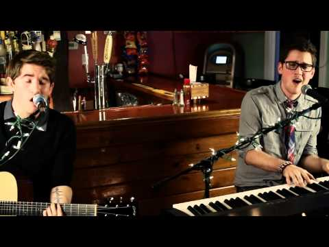 closing Time - Semisonic (alex Goot & Chad Sugg) video