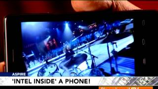 Bloomberg UTV Exclusive_ Hands on the Lava XOLO the Intel-based Smartphone