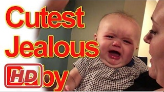Cutest Jealous Baby Compilation