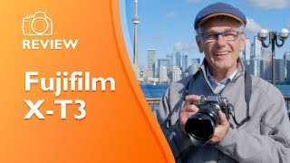 Fujifilm X-T3 explained, demonstrated, reviewed in 4K