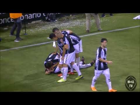 Gol del ascenso C.D.CASTELLÓN 1-0 CLUB PORTUGALETE