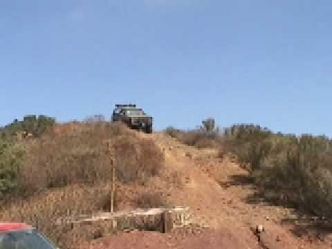 OFF ROAD - SANTIAGO PEAK