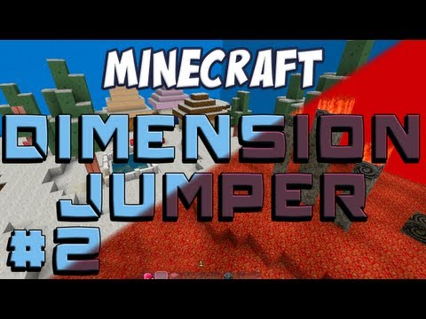 Dimension Jumper - Episode 2 - The Smarties Staircase