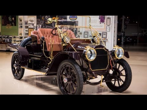 1911 Packard Model 18 - Jay Leno's Garage