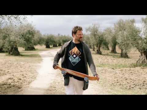 2017 Bam Margera Skateboarding Footy