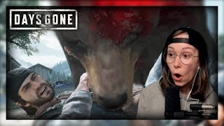[ Days Gone ] I KILL MY FIRST HORDE - Part 5