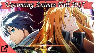 Top 10 Upcoming Animes Fall 2017 / Winter 2018 #02
