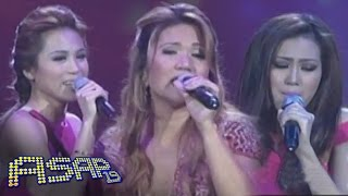 Tootsie, Alex & Toni sing 'Kaba' on ASAP
