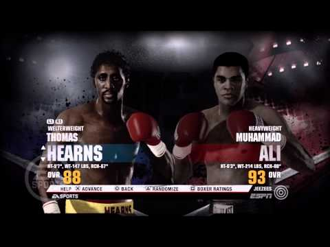 Fight Night Champion : Boxer Overview and Unlocks Tip