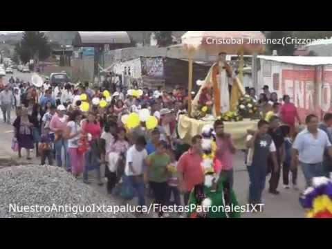SAN JACINTO IXTAPALUCA HD AGOSTO 2014