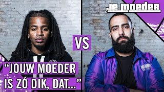 KEIZER VS LOOPERS | JE MOEDER - Afl.  1