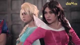 Damtv - Rapbattle zwischen Maleficent und Prinzessinnen