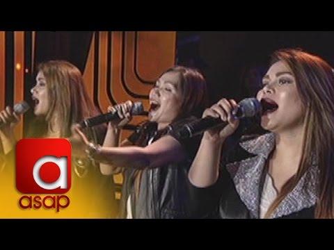 ASAP: Aegis performs their hit song Halik on ASAPinoy