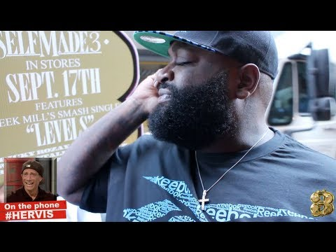 #mmz Rick Ross Makes Tmz Cameraman #clevis Call Harvey Levin #hervis video