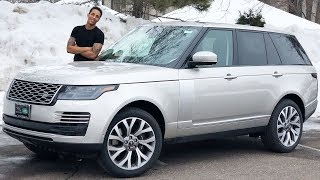 THE 2019 RANGE ROVER IS SUPER LUXURIOUS! BUT IS IT WORTH $100K??