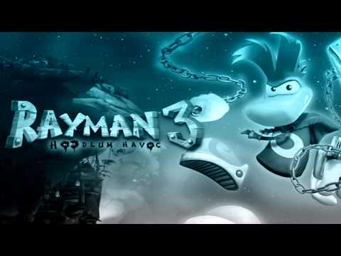 Rayman 3 HD Sample Rap Beat (Part 3)