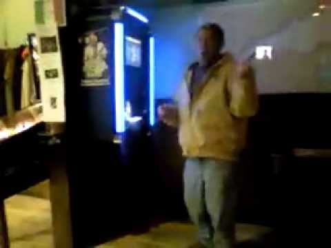 drunk guy dancing to amy winehouse