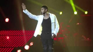 download lagu Usher - Let It Burn gratis