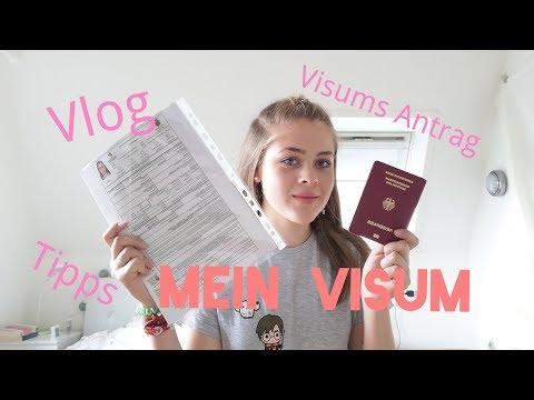 Mein Visum|Vlog+Informationen+Tipps|Auslandsjahr Ecuador 2019/20|RotaryYouthExchange