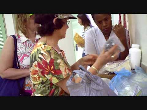 FAIRS Dominica Mission Projects-medical-children-amateur radio  .wmv
