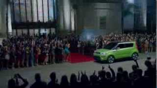 2014 Kia Soul Hamster Commercial Lady Gaga Applause Official Song)