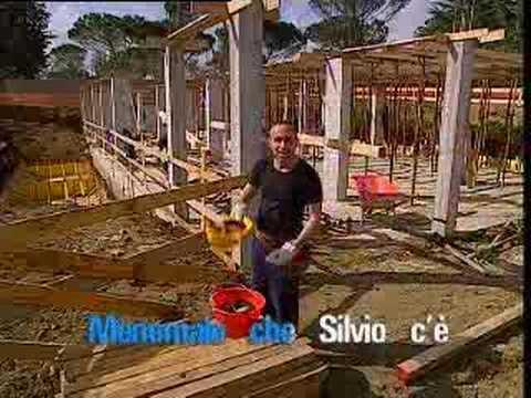 Meno male che Silvio c'è video ufficiale inno campagna PDL