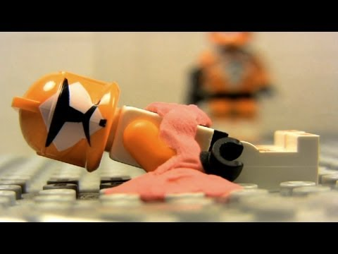 Lego Star Wars The Infection